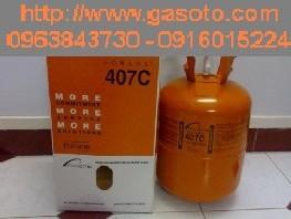 Gas Forane 407 C Xịn
