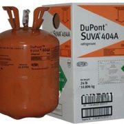 Gas 404A Dupont hàng Chuẩn chính Hãng, giá tốt